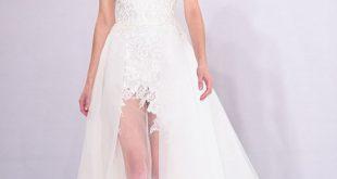 احلى فستان زفاف , فستان زفاف ياخد العقل