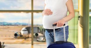صور ركوب الطائرة للحامل , المخاطر للحامل عند ركوب الطائره