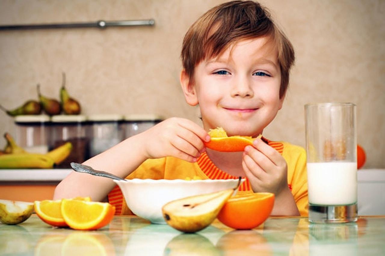 صورة اكلات تزيد وزن الطفل , زياده وزن الاطفال من خلال اكلات دسمه