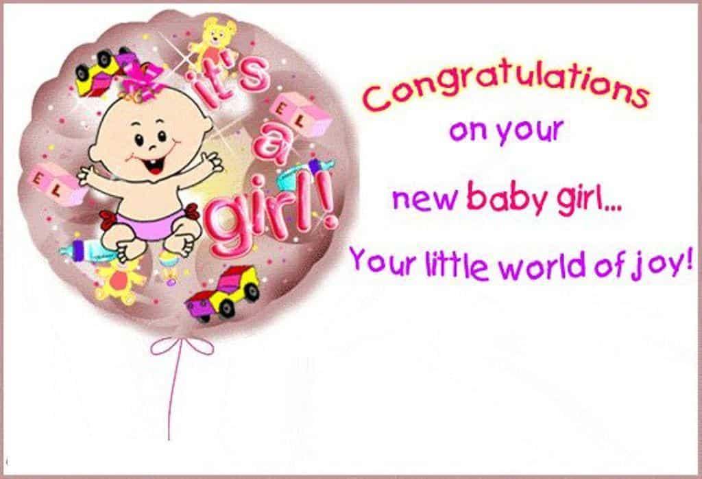 صور كلمات للمولودة الجديدة , تهنئات جميله لمولد بنت