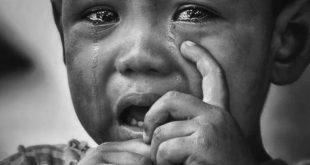 صور صور اولاد حزينة , الحزن فى صور الاولاد