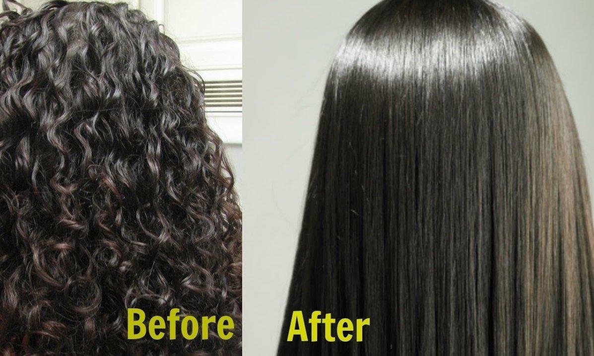 صور وصفات تنعيم الشعر , نعمى شعرك بخطوه واحده