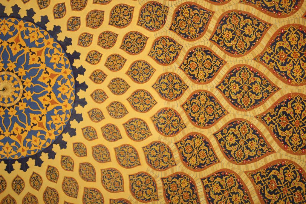 صورة صور زخارف اسلامية , مراحل تطور فن الزخرفة الاسلامى