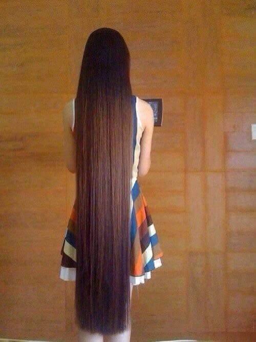 صورة صور اطول شعر في العالم , واو صور مدهشه لاطول شعر بالعالم