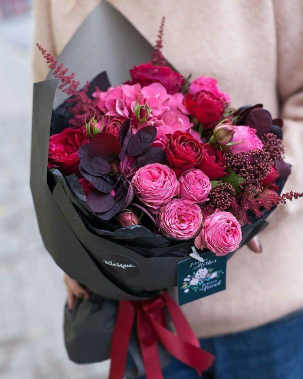 صورة احلى صور بوكيه ورد , ارق الورود الجميله في صور