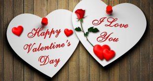 صور رساله في عيد الحب , كلام حب جميل