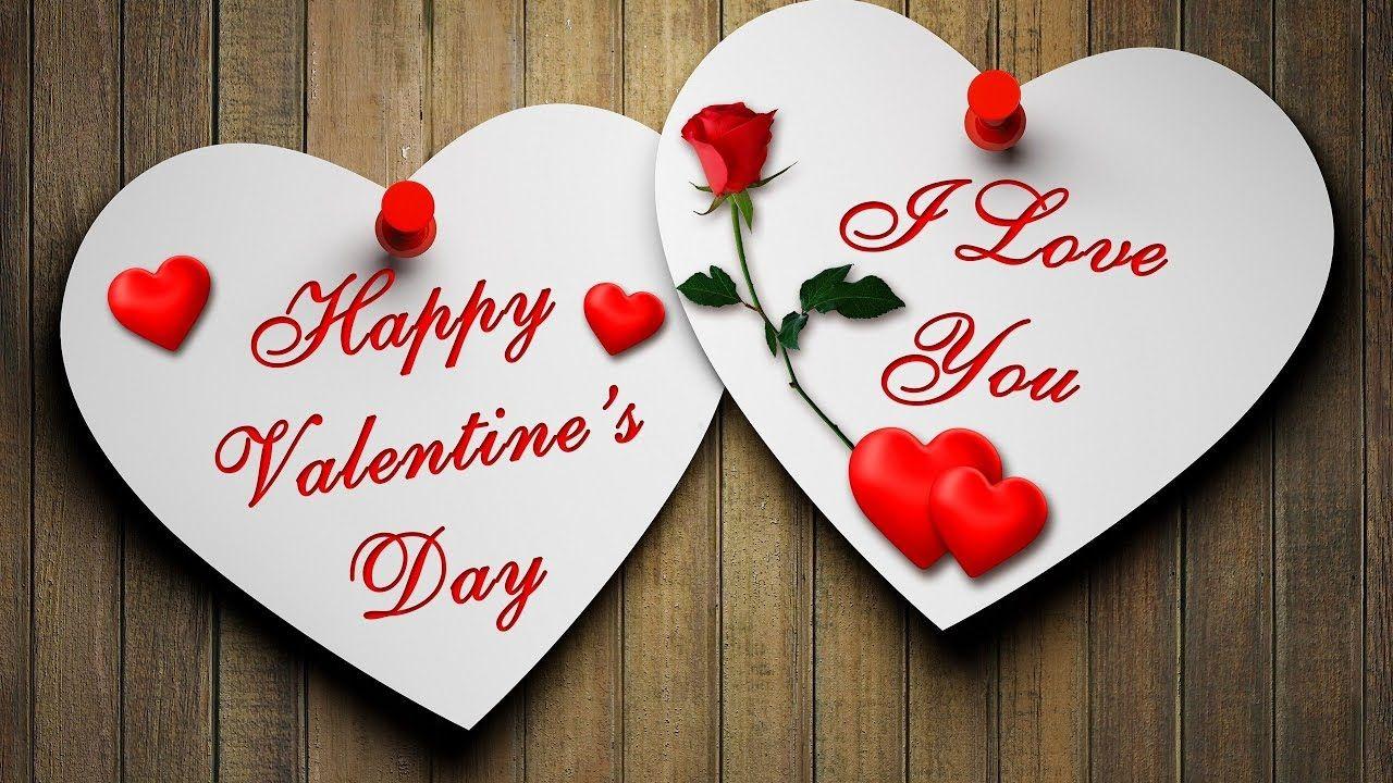 صورة رساله في عيد الحب , كلام حب جميل