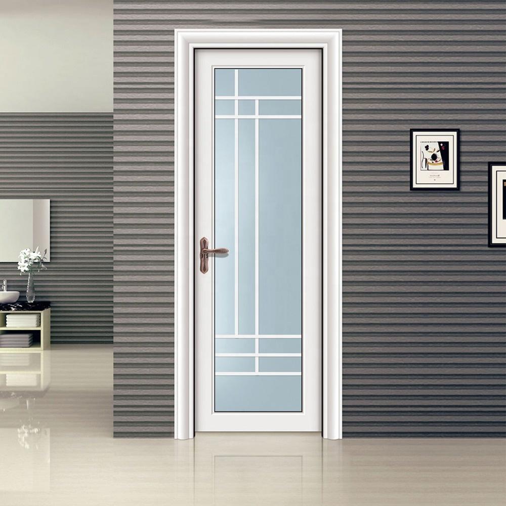 صورة ابواب المنيوم للحمام , اجعلي حمامك مختلف بباب رائع