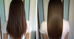 صورة خلطات للشعر المتقصف , تخلصي نهائيها من تقصف شعرك
