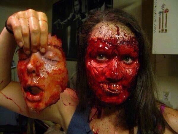 صورة صور الرعب الحقيقي , اكثر صور مرعبه ومخيفه حقيقيه