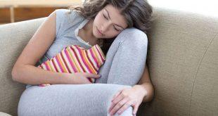 صورة اعراض قبل نزول الدورة الشهرية , قلق وبكاء والم قبل نزول الدورة الشهرية