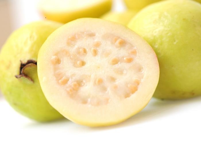 صورة تفسير الجوافة في المنام , حلمت باني اقطف ثمرة جوافة من شجرة