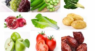 صورة فوائد الخضار والفواكه , تعرف علي الفيتامينات التي يحتاجها الجسم