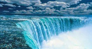 صورة اين تقع شلالات نياجرا , اشهر شلالات العالم وموقعها