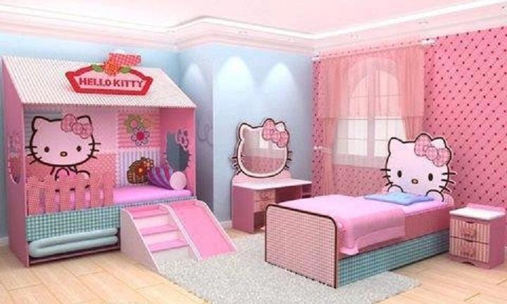 صورة صور غرف نوم واطفال , احدث تشكيله لغرف النوم الاطفال شياكه تحفه