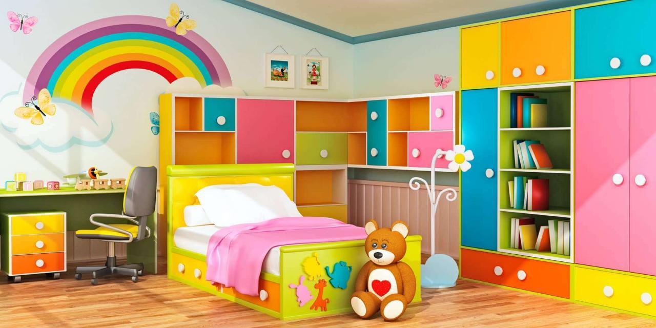 صورة موديلات غرف اطفال , احدث تصميمات عصرية لغرف الاطفال