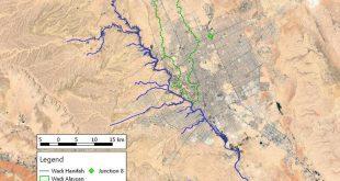 صورة خريطة مدينة الرياض , فلنتعرف علي مدينه الرياض