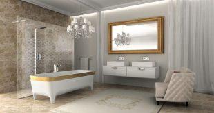صورة حمامات ضيوف فخمة , حمامات مناسبة لاستقبال الضيوف