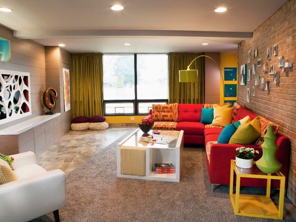 صورة تصميم ديكورات منازل , اجعل بيتك مثل القصور الفخمة