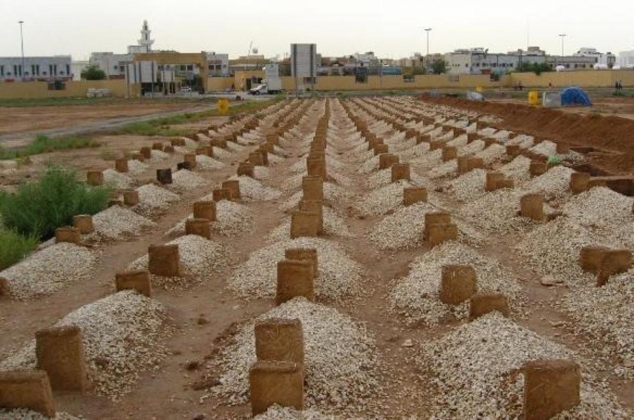 صورة المقبرة في المنام , رايت الناس يدفنوني وانا حي