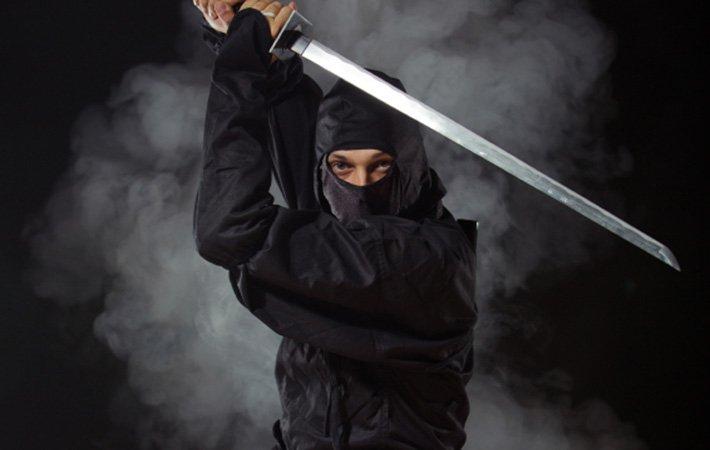 صورة كيف تكون نينجا , اسرار مقاتلي النينجا