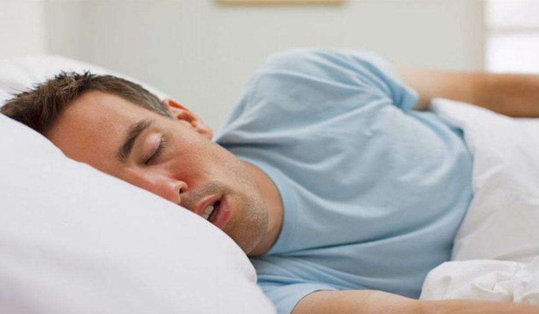 صورة اسباب التنفس من الفم , اسباب فتح الفم اثناء النوم