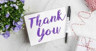 صورة رسالة شكر وتقدير , كلمات لشكر شخص عزيز