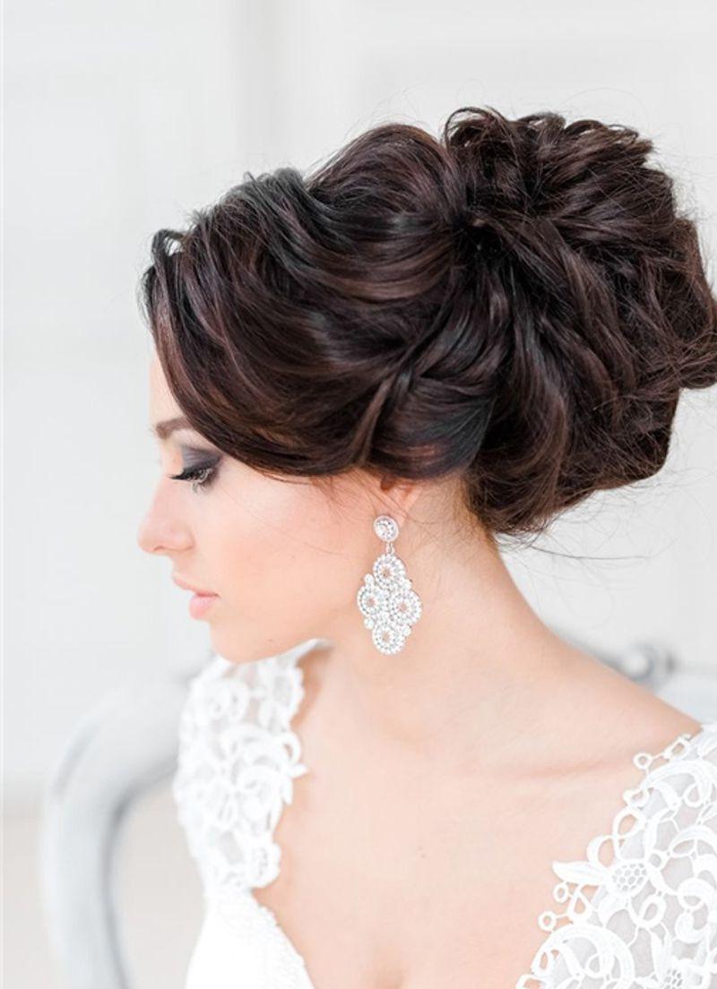صورة تسريحات شعر العروس , كوني عروس من قصص الاساطير