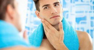 صورة ازالة شعر الوجه للرجال , التخلص من الشعر للرجال