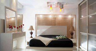 صورة سرير نوم للمتزوجين , كيفية اختيار السرير لغرفة الزواج