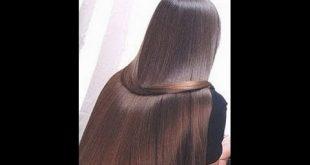 صورة خلطة البقدونس لتنعيم الشعر كالحرير , شعر ناعم واسود