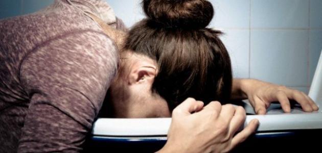 صورة اسباب القيء المستمر عند الاطفال , انقذي ابنك من الترجيع