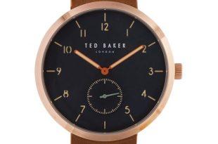 صورة ساعة تيد بيكر , تشكيلة من ساعات تيد بيكر