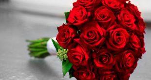 صورة قدم هديه احلي بوكيه ورد لحبيبتك , اجمل بوكيهات الورد