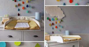 صورة اللمسات الاخيرة لغرفة طفلك بارخص الاسعار , كيفية تزيين غرف الاطفال باشياء بسيطة