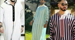 صورة جلابة مغربية للرجال ، ازياء مميزة جدا للتصميم و الشراء من المغرب رجالي فقط