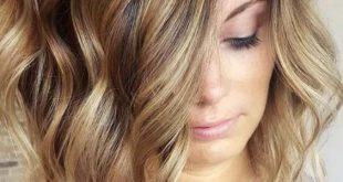 صورة هل شعرك حفيف شوفي التسريحات المناسبة لك , تسريحة الشعر الخفيف