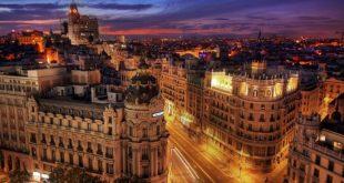 صورة هيا بنا نتعرف علي اجمل العواصم , ما هي عاصمة اسبانيا
