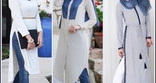صورة مش هاتحتاري في شكل لبسك تاني , احلى لبس بنات محجبات