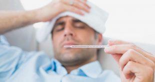 اسباب حرارة الجسم بدون مرض